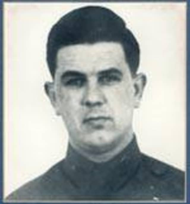 New York State Police Trooper Robert V. Conklin