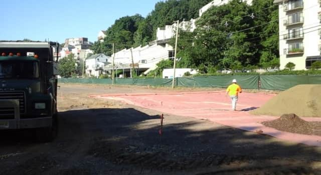 Edgewater is soliciting bids again for the final phase of Veterans Field.