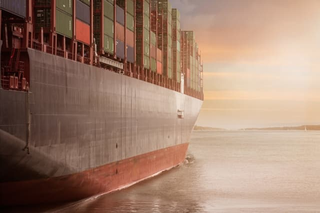 Large numbers of cargo ships have recently gotten stuck waiting to dock at United States ports as the country continues to face supply-chain-related product shortages.
