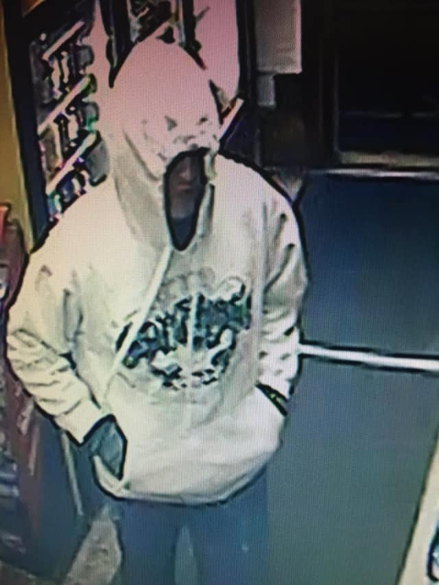 Fairview police asked that anyone who recognizes this person or has information that could help the investigation call them (201) 943-2100.