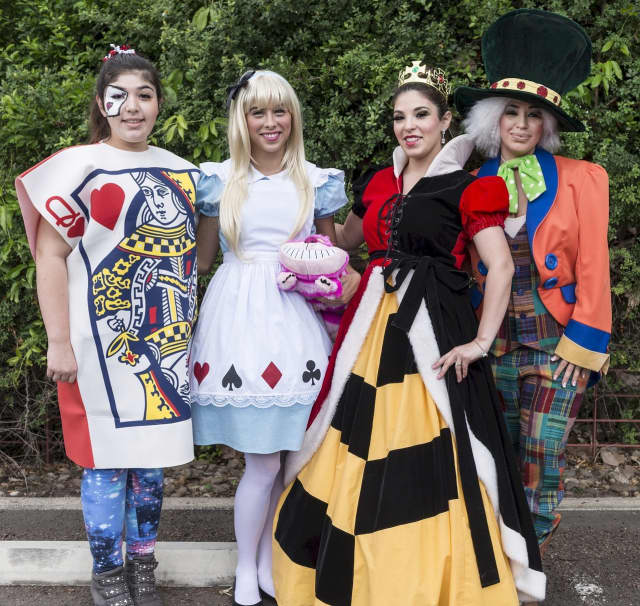 The Fairview Public Library will celebrate the 150th birthday of Alice from Alice In Wonderland with a special film screening for adult audiences.