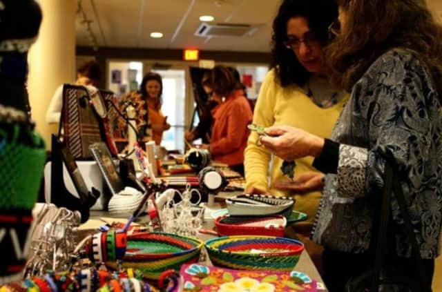 Bergenfield Library's Marketplace events in the fall and winter will allow patrons to shop and donate at the same time.