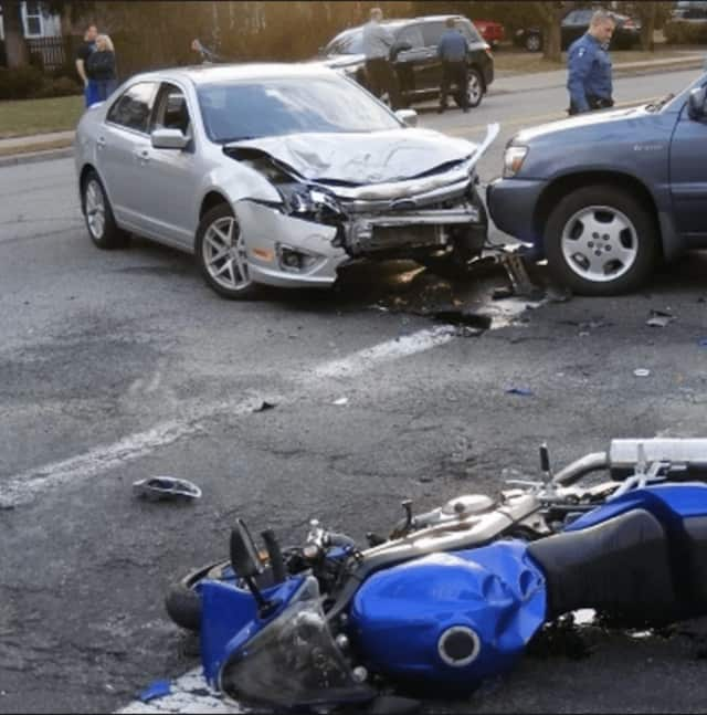 On average, someone in the U.S. dies in a crash every 13 minutes.