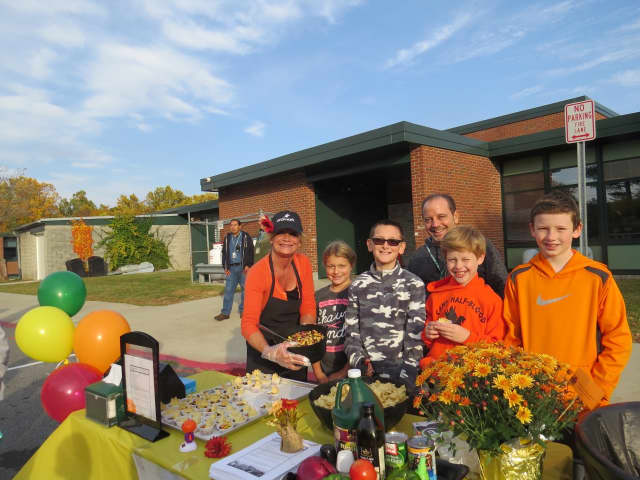 Crompond Elementary School was the site of a farm fest recently.