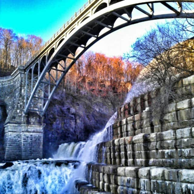 Croton Dam is a popular spot for Croton residents.