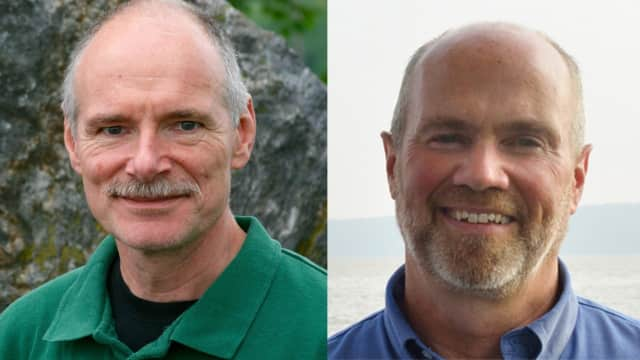 Incumbent Leo Wiegman is being challenged by Greg Schmidt in the race for mayor of Croton-on-Hudson.