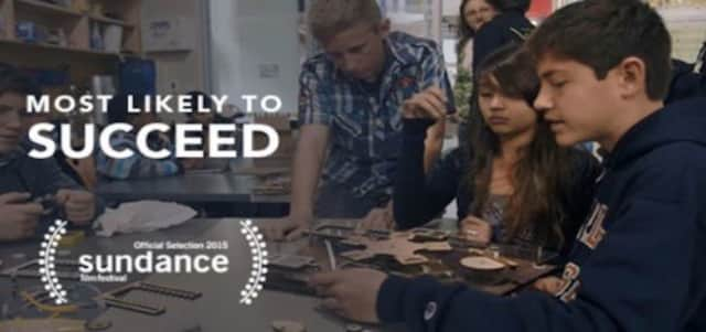 """The film """"Most Likely To Succeed"""" was an official selection at the Sundance Film Festival."""
