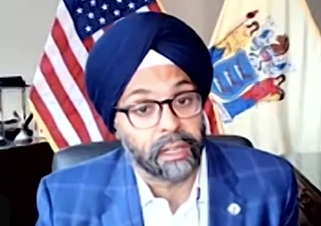 N.J. Attorney General Gurbir S. Grewal