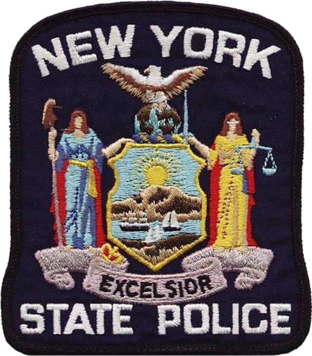 New York State Police arrested a Cleveland, Ohio man for fleeing the scene of a traffic stop.