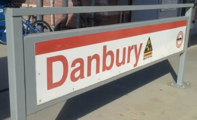 The Danbury Branch is experiencing delays due to a downed tree in the area of the Merritt.