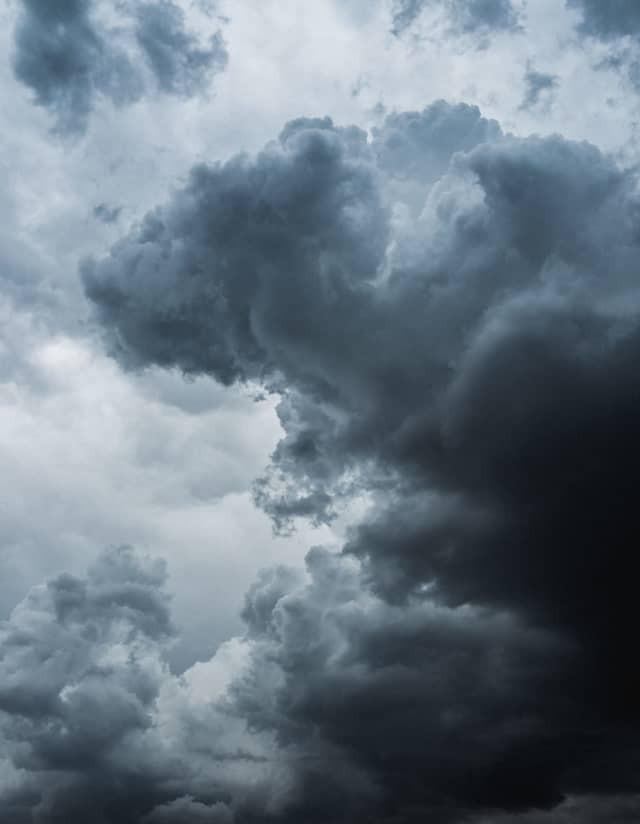 A cold front will push through the region, bringing isolated strong to severe thunderstorms, the National Weather Service said in a Hazardous Weather Outlook statement issued Tuesday morning, Sept. 28.