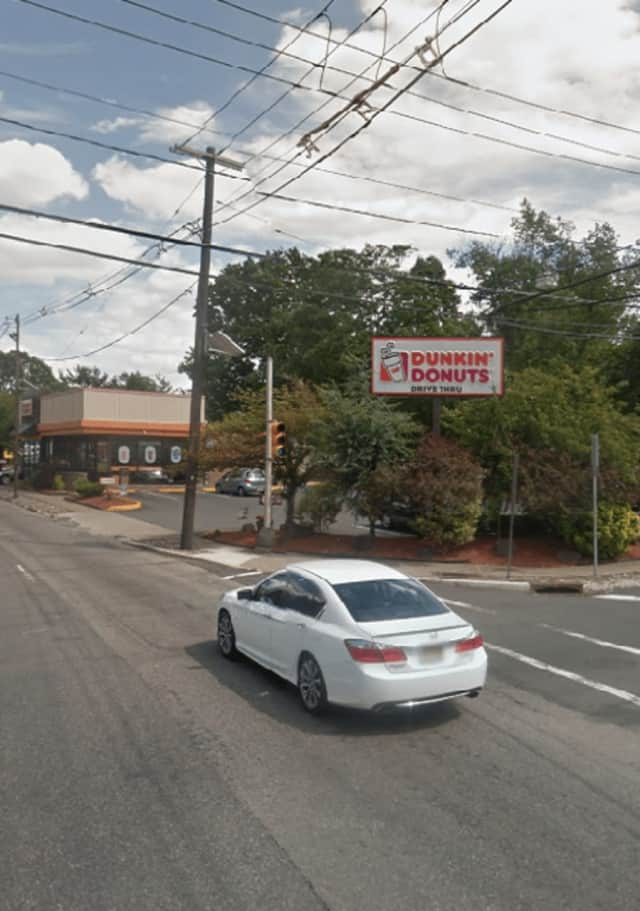 The victim was struck just outside the Dunkin Donuts at the intersection of Route 20 and East 33rd Street around 7 p.m.