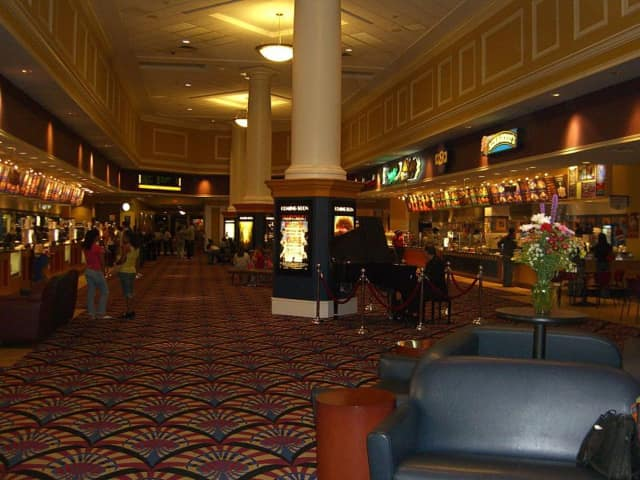 The Cinema de Lux 15-theater movie complex in White Plain's City Center has been cited for a pest problem.