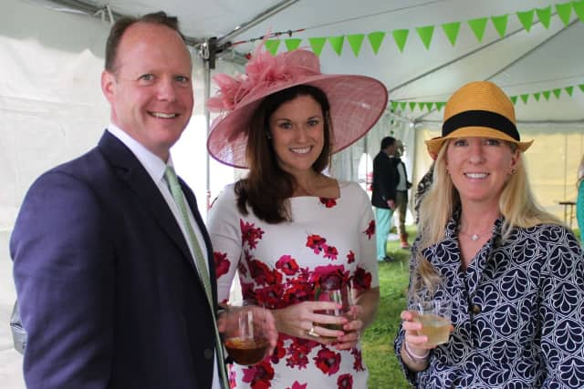 Big hats and festive finery will be on display at Pequot Library's 8th annual Derby Day fundraiser May 6.