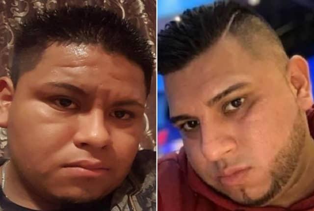 Francisco Martinez-Garcia, Jose Edgar Martinez-Garcia