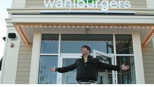 Actor Donnie Wahlburg at a Wahlburgers restaurant. He operates the chain with his brothers, singer Mark and chef Paul.