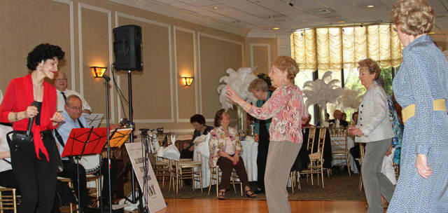 The Dixieland Express Jazz Band will entertain in Ossining on Jan. 17.
