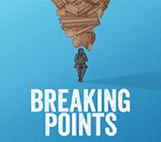 "The Bronxville School will screen the documentary ""Breaking Points"" on Wednesday."