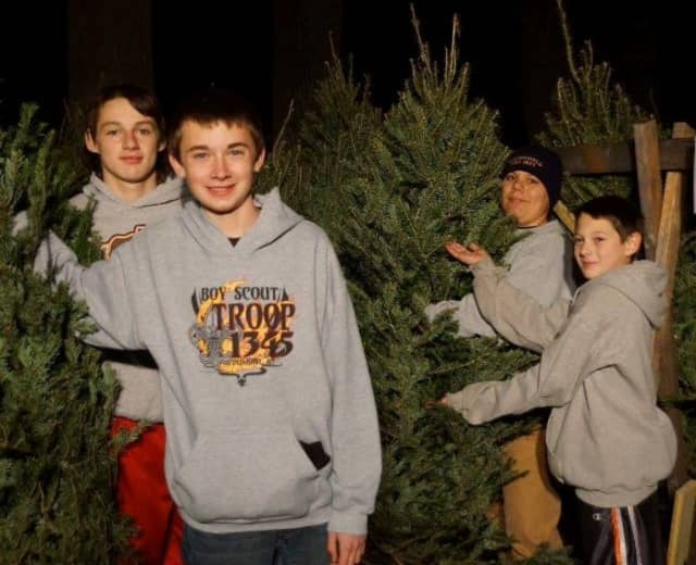 Come get your tree Friday through Sunday, Dec. 2-4.