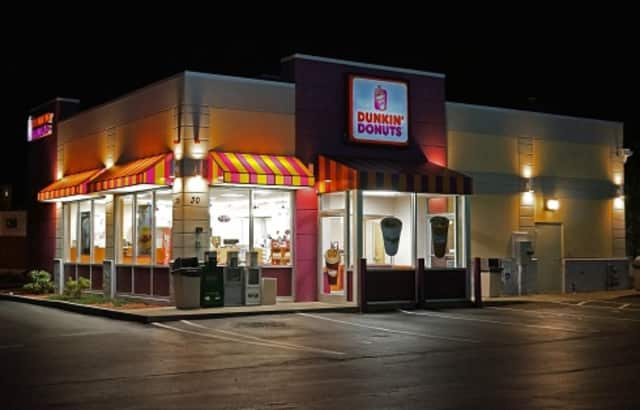 A former employee at a Dunkin' Donuts in Lloyd (not the one pictured) has been charged with stealing $5,000, police said.