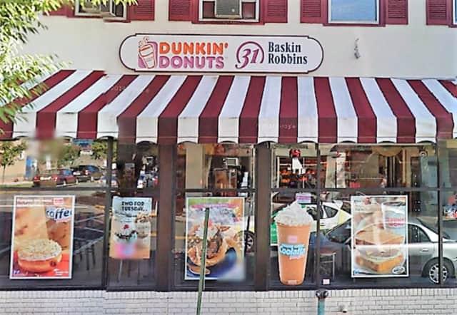 Ridgefield Park Dunkin' Donuts
