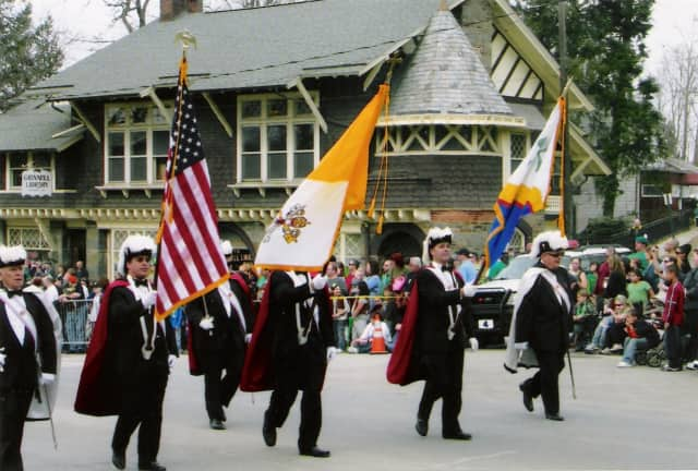 The annual St. Patrick's Day parade in Dutchess County is a sight to see.