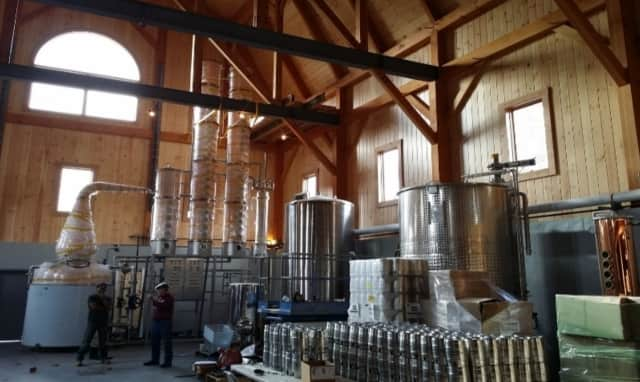 Dutch's Distillery is open to visitors in Pine Plains, N.Y.