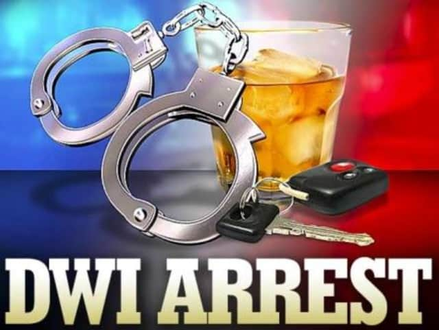 Reginald Crevecoeur was arrested a West Nyack man for driving while intoxicated.