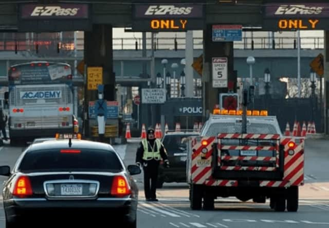 Port Authority police remain on the lookout for violators.