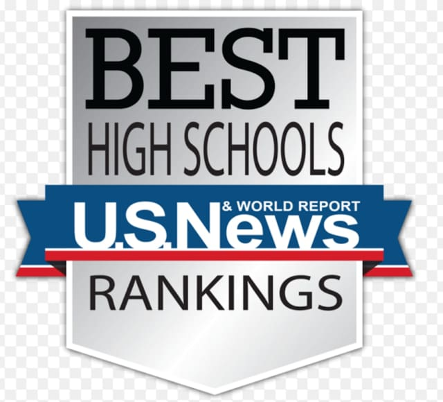 Several Westchester high schools were listed in the recent rankings released by U.S. News and World Report.