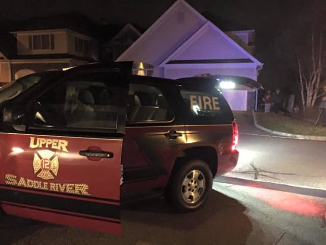 The USRFD was on-scene bright-and-early for a carbon-monoxide-related call.