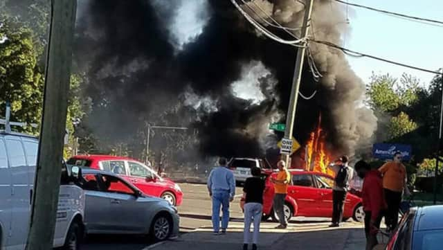 """A plane crash Tuesday in East Hartford near Pratt & Whitney has been ruled an """"intentional"""" act by the National Transportation Safety Board."""
