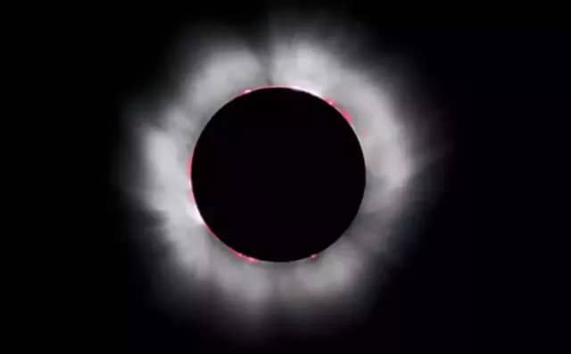 Total solar eclipse.