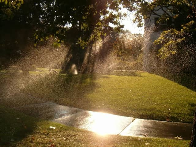 Port Chester, Rye and Rye Brook residents are asked to conserve water while certain parts of New York state experiences a drought.