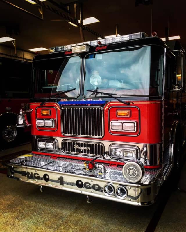 The Elmwood Park Fire Department is holding a firetruck pull fundraiser on Saturday.