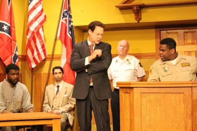 """The Elmwood Playhouse in Nyack will be presenting the courtroom drama """"A Time to Kill"""" this weekend."""