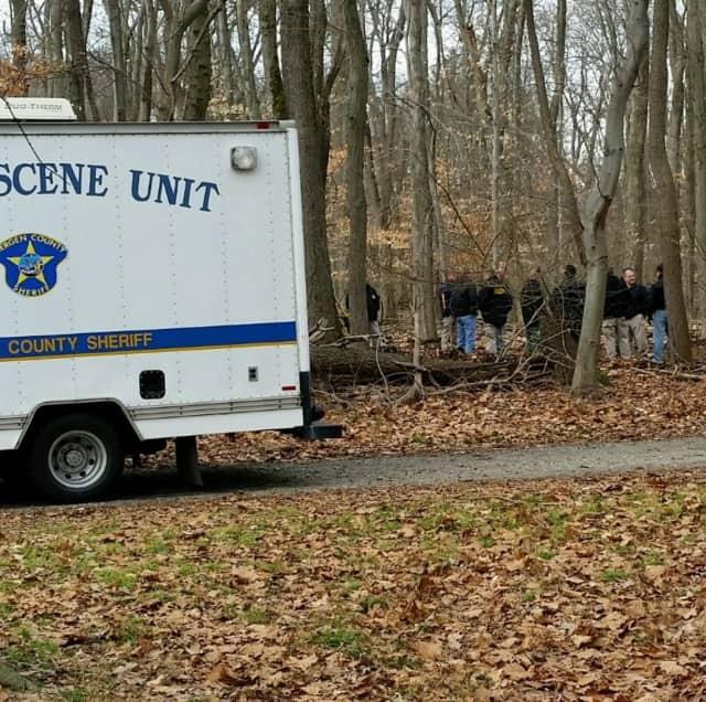Investigators search United Water site in Emerson.