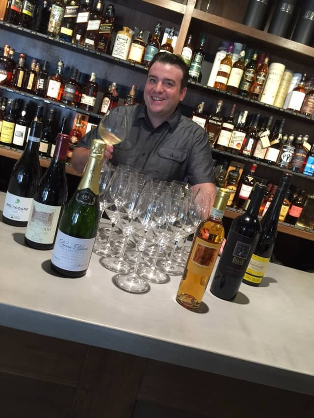 Robert Ryan, Manager of Englewood Wine Merchants, offers sipping suggestions for fall.