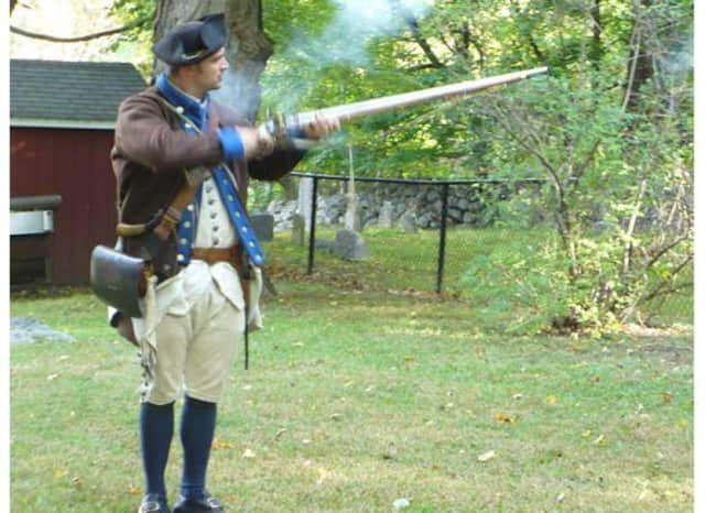 Christopher DiPasquale will speak about the role of the Hudson River in the American Revolution before the Putnam Valley Historical Society on Dec. 12.