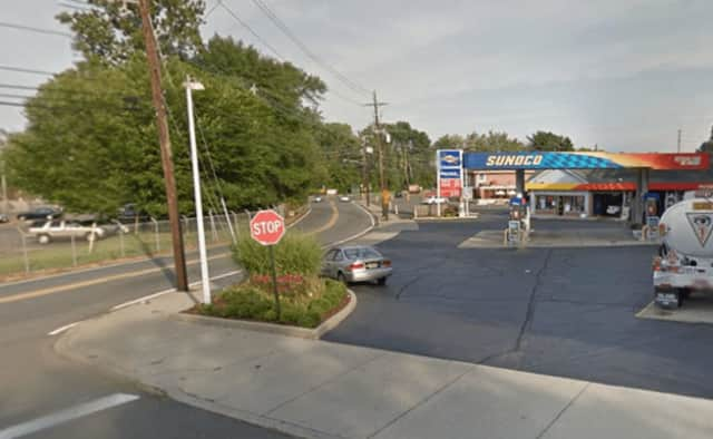 Sunoco on River Drive in Elmwood Park.
