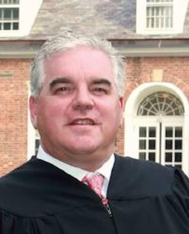 Bedford Town Justice Erik Jacobsen