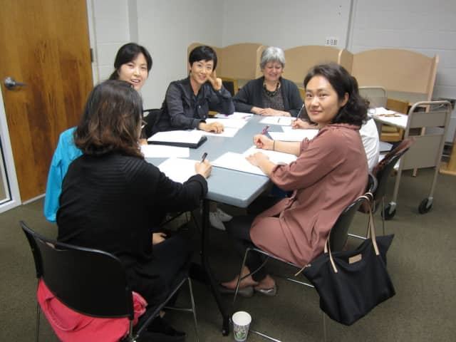 Closter Library is holding ESL classes on Friday mornings.