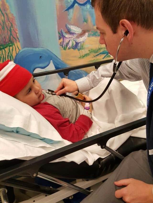 Dariel Ramirez in the hospital.