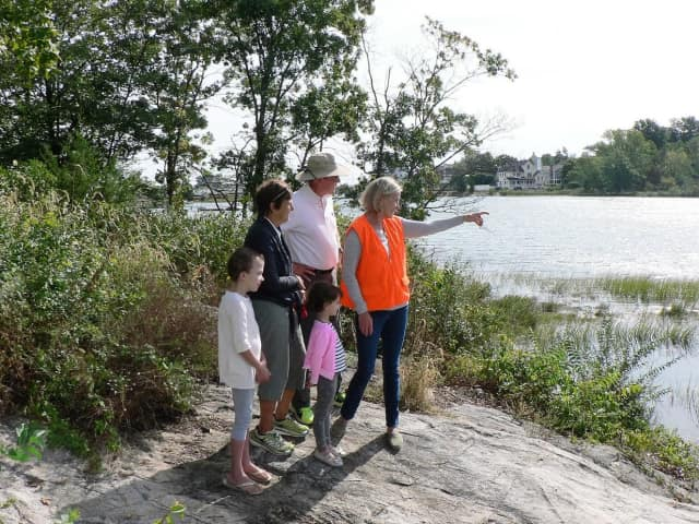 The Farm Creek Preserve in Norwalk consists of 16 acres at low tide and was acquired by the nonprofit Norwalk Land Trust--dedicated to preserving open space--for $4.3 by bundling four pieces of property.