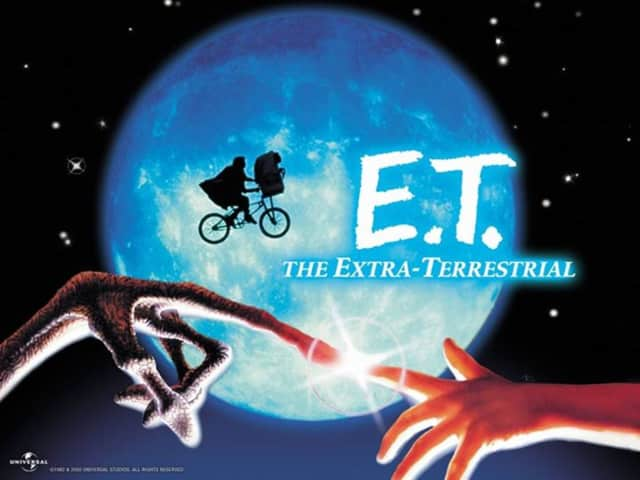 """A free showing of """"E.T. the Extra-Terrestrial"""" is Jan. 30 in Red Hook."""
