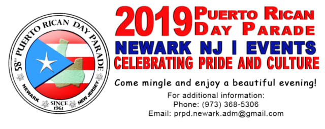 The 58th annual Newark Puerto Rican Day Parade and Festival is Sunday