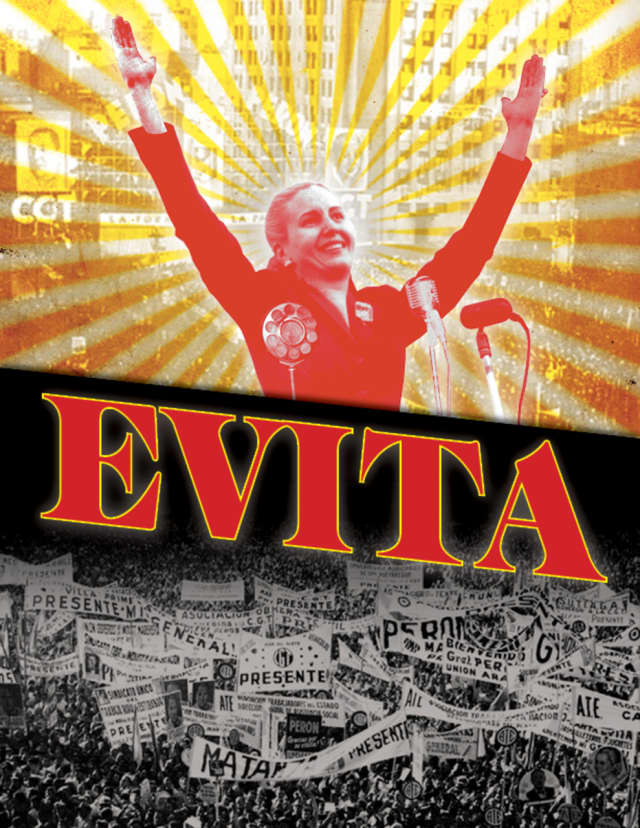 "Music Theatre of Connecticut MainStage in Norwalk presents ""Evita"" from Oct. 16 to Nov. 1."
