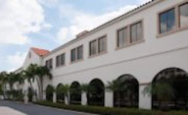 The new office in Palm Beach