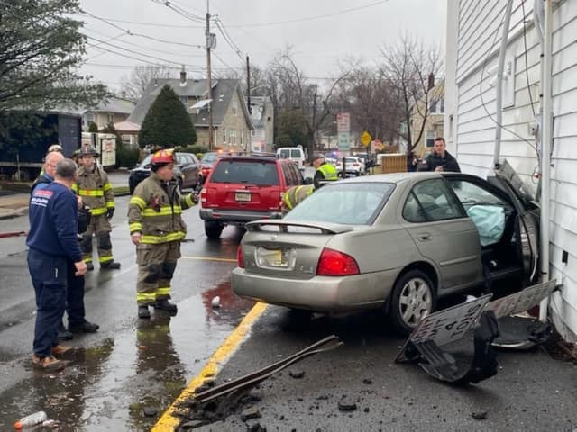 The car struck Bella Fig on Lincoln Avenue.