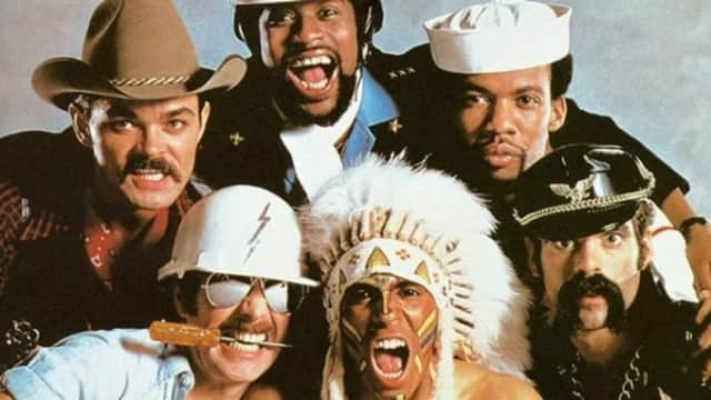 """The big hits of the Village People were """"""""YMCA"""""""" and """"Macho Man."""""""""""